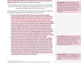 Nro 6 kilpailuun Edit and Critique a section from a book käyttäjältä maddi1975