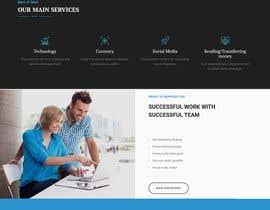 #33 , Design a webpage. WordPress 来自 websoft07