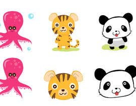 #17 for Matching set of cartoon animals by rnog