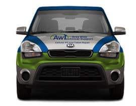 Nro 15 kilpailuun Create a Mockup Vehicle Wrap Design käyttäjältä TheFaisal