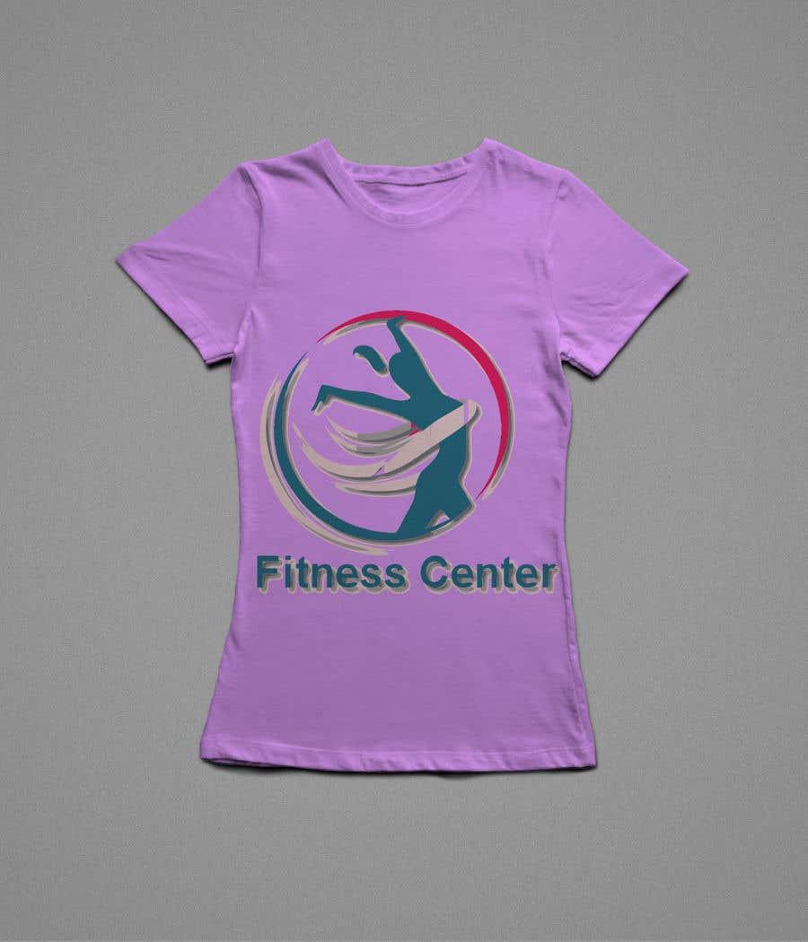 Kilpailutyö #3 kilpailussa T-shirt design for fitness brand