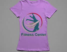Nro 3 kilpailuun T-shirt design for fitness brand käyttäjältä Infohub