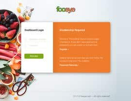 #27 for Foosye Dashboard v.1 by KsWebPro