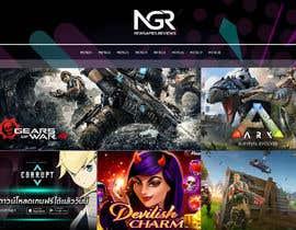 #57 for Website background image by graphner