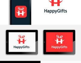 lpfacun tarafından Design a Logo for HappyGifts için no 56