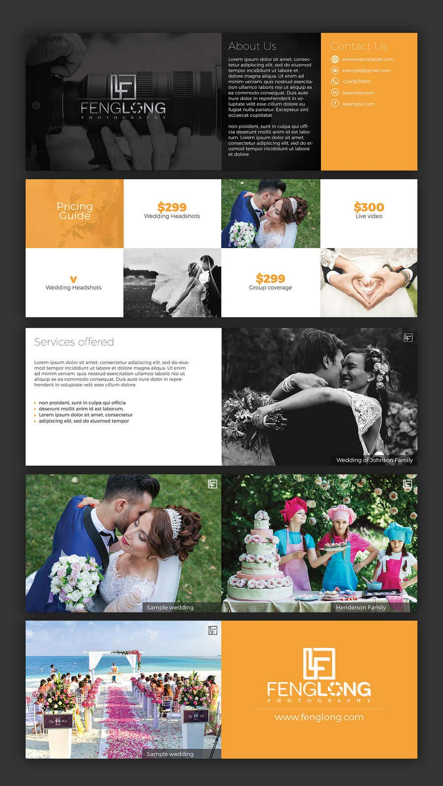 entry 36 by znxked for design pricing brochure pdf freelancer