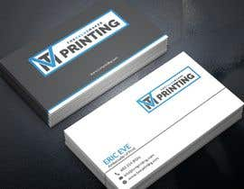#286 , Design Some Double Sided Business Cards for a Printing Company 来自 pranadibroy