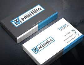 #287 , Design Some Double Sided Business Cards for a Printing Company 来自 pranadibroy
