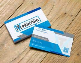 #290 , Design Some Double Sided Business Cards for a Printing Company 来自 tanvirhasan10
