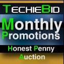 Konkurrenceindlæg #                                        5                                      for                                         Graphic Design for Techiebid.com