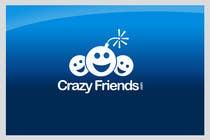 Bài tham dự #220 về Graphic Design cho cuộc thi Logo Design for www.crazyfriends.com