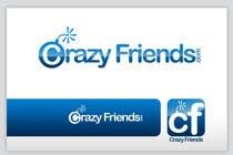 Bài tham dự #172 về Graphic Design cho cuộc thi Logo Design for www.crazyfriends.com