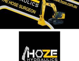 #19 untuk Trailer wrap design for Hoze Hydraulics - Design project oleh TheFaisal
