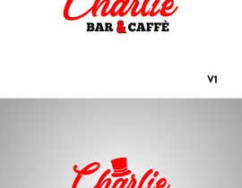 #20 for Charlie Bar&Caffe by SmartBlackRose