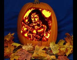 #26 cho Photoshop Action Creation  - 3 Color Carved Pumpkin Mock-Up bởi Mohsin31581