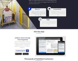 #21 for Homepage UI and Design for a new website by sharpensolutions