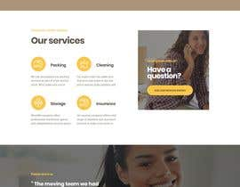 #42 for Homepage UI and Design for a new website by krishnendux