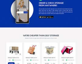#37 for Homepage UI and Design for a new website by syrwebdevelopmen