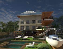 #29 for villa design by ARVANZ
