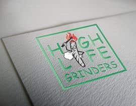 #16 untuk Logo for High Life Grinders oleh Iwillnotdance