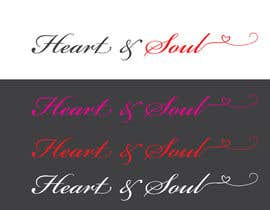 #217 cho DESIGN A LOGO FOR A GREAT LOCAL BAND (LIVE MUSIC) - HEART & SOUL bởi logodesignner