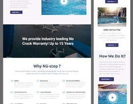 #50 cho Design a website for Nü-step Resurfacing Inc. bởi sharmasp1190