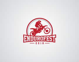 #195 for Motorsports/enduro event logo! by mdehasan