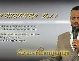 #27 for Design a Banner for J'AIME L'ETERNEL af felicia8888