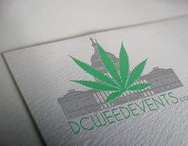 #10 for Dcweedevents.com needs a logo. Must incorporate weed / cannabis lead and washington dc;  Can get creative with events / calendar but not necessary    Must be a vector and deliver psd files upon completion by Iwillnotdance