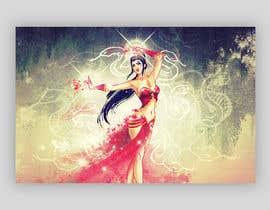 #6 untuk Concept art for a Chinese fantasy novel oleh adahertmann