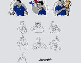 kaloyanart1914 tarafından My Levski, My Vibe- Sticker Pack için no 25