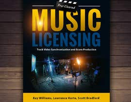 #7 for Create a Front Book Cover Image about Music Licensing by redAphrodisiac