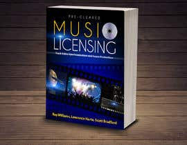 #28 for Create a Front Book Cover Image about Music Licensing by redAphrodisiac