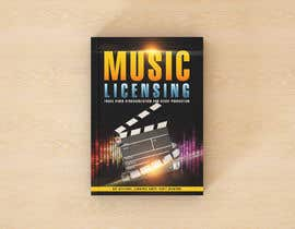 #82 for Create a Front Book Cover Image about Music Licensing by Htawati