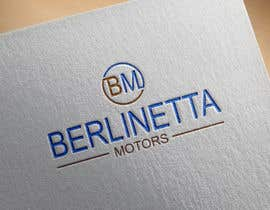 """#23 for Car sales firm logo under the name of """"BERLİNETTA MOTORS"""" by kazisydulislambd"""