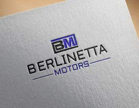 """#24 for Car sales firm logo under the name of """"BERLİNETTA MOTORS"""" by kazisydulislambd"""