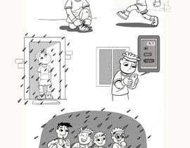 #19 cho Create illustrations bởi mariamedel82
