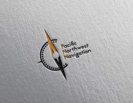 #243 per Design a company logo for Pacific Northwest Navigation da filipbrdjovic2