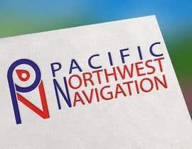 #247 for Design a company logo for Pacific Northwest Navigation af joepic