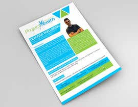 #26 for Flyer for schools fitness training by Hasan628