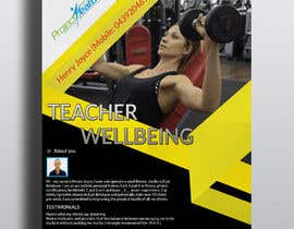 #42 for Flyer for schools fitness training by absharif8044