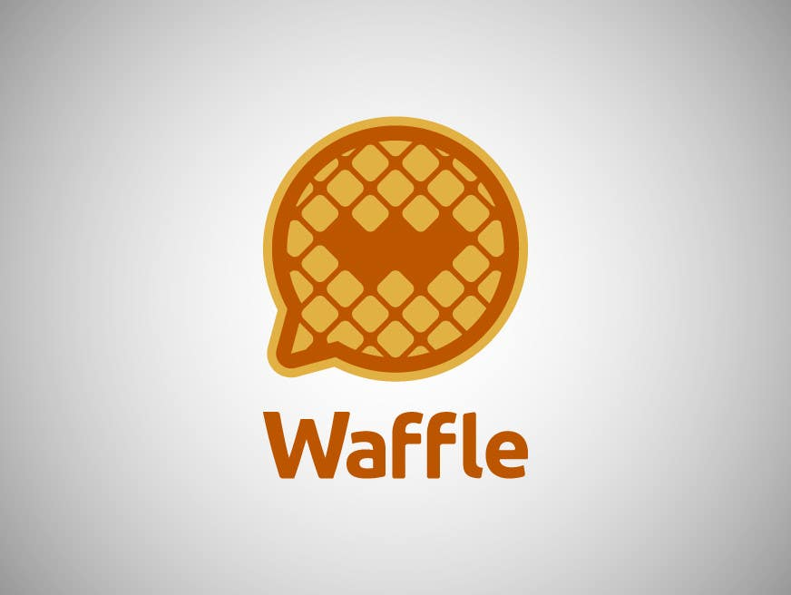 Contest Entry #                                        763                                      for                                         Waffle App Logo