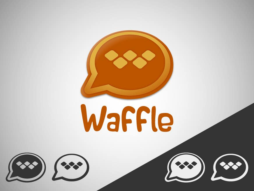 Contest Entry #                                        828                                      for                                         Waffle App Logo