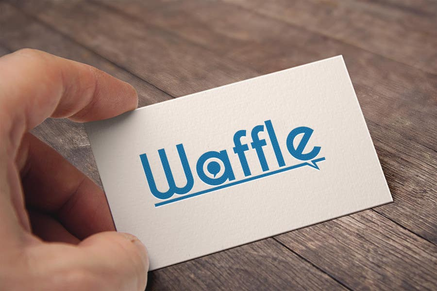 Contest Entry #                                        245                                      for                                         Waffle App Logo