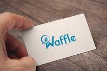 Graphic Design Entri Peraduan #585 for Waffle App Logo