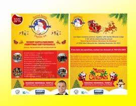 kats2491 tarafından DESIGN FLYER FOR CHILDRENS CHRISTMAS TOY GIVEAWAY için no 33
