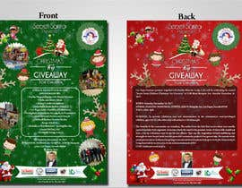 vaishaknair tarafından DESIGN FLYER FOR CHILDRENS CHRISTMAS TOY GIVEAWAY için no 30