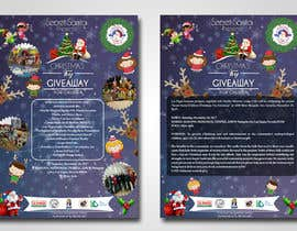 vaishaknair tarafından DESIGN FLYER FOR CHILDRENS CHRISTMAS TOY GIVEAWAY için no 37