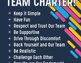 #14 for Design a Team Charter by vivekdaneapen