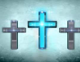 #46 for Christian Cross Banner af naderabdoali